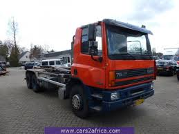 DAF 75 240 ATi 6x2 #61243 - Used, Available From Stock