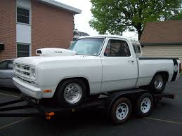 100 1987 Dodge Truck Hemishadow D150 Club Cab Specs Photos Modification Info
