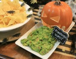 Picture Of Pumpkin Throwing Up Guacamole by Gross Out Foods Diy Kamri Noel Cute Girls Hairstyles