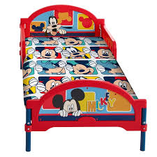 mickey mouse toddler bedding disney mickey mouse toddler bed