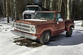 100 Warlock Truck 1650 And A Few Weekends 1979 Dodge II