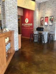 flippers pizzeria ta on n dale mabry picture of flipper s