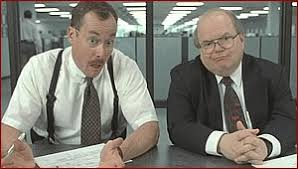 Office Space The Two Bobs