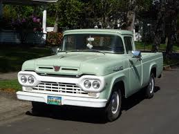 100 1960s Ford Truck 1960 Pickup Mercury Pickups Pinterest Cars