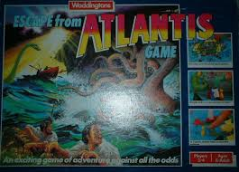 The Original 1980s Escape From Atlantis