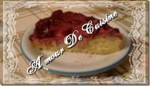 la cuisine de soulef cake aux cerises la cuisine de soulef