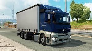 Tandem Truck Traffic V1.1.1 For Euro Truck Simulator 2
