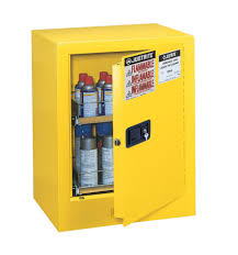 justrite sure grip ex benchtop flammable safety cabinet manual