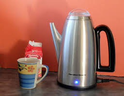 The Coffee Percolator Still Popular With Some Drinkers