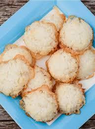 ricardo cuisine noel soleil s coconut cookies ricardo