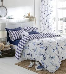 Fire Truck Bedding Beach Themed Bed Twin Anchor Coastal Sets Blue ...