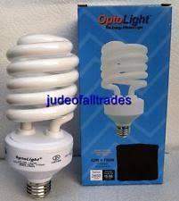 250 watt cfl 2700k compact fluorescent l flowering grow light