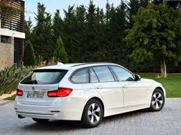 All New 2015 BMW 3 Series 320d Touring Efficient Dynamics Sport
