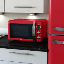 Red Microwave Oven And Grill Ovens In Canada Walmart