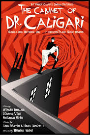 The Cabinet Of Doctor Caligari 1920 by The Cabinet Of Dr Caligari 411posters