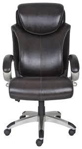 Serta Big And Tall Office Chair by Serta Air Health U0026 Wellness Big U0026 Tall Executive Chair Brown 43809