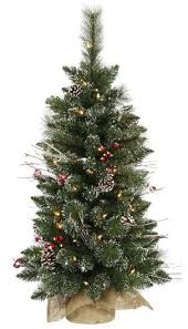 Silvertip Fir Christmas Tree by Top 10 Best Small Artificial Christmas Trees Heavy Com