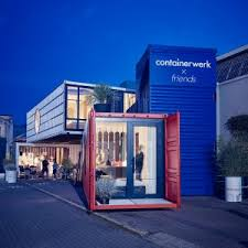 104 Shipping Container Design Werk Showcases Solution For Building With S