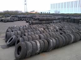 100 Used Truck Tires New And GmbH Import Export