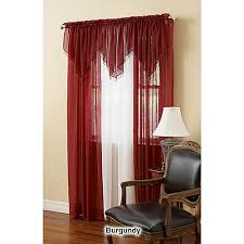 Boscovs Blackout Curtains by Erica Crushed Voile Panel Boscov U0027s