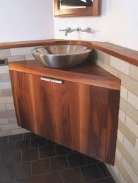 bathroom awesome corner bathroom sink with cabinet design ideas