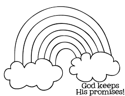Nice Rainbow Printable Coloring Pages Colouring Pictures