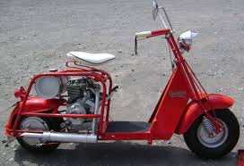 Cushman Scooter For Sale And Classic Parts