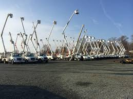 Dozens Of Used Bucket Trucks For Sale At Public Auction In Concord ... Bucket Truck 4x4 Puddle Jumper Or Regular Tires Youtube Used Boom Trucks For Sale Used Bucket Trucks For Sale Big Truck Equipment Sales 2003 Intertional Dura Star 4400 Item J1340 2004 7600 Boom White City 2012 Omnivan 46ft Skytel M13919 Forestry For Sale With Chip Box 1989 Gmc Topkick 7000 Db7460 Sold Aug In West Virginia 2005 Gmc W5500 Boom Pa Tristate