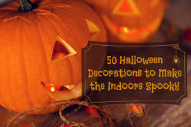Halloween Scene Setters Amazon by 50 Halloween Decorations To Make The Indoors Spooky