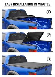 Tyger Auto T3 Tri-Fold Truck Bed Tonneau Cover TG-BC3T1031 Works ... Tyger Auto T3 Trifold Truck Bed Tonneau Cover Tgbc3t1031 Works Camp In Your Truck Bed Topper Ez Lift Youtube Tarp Tent Wwwtopsimagescom 29 Best Diy Camperism Diy 100 Universal Rack Expedition Georgia Turn Your Into A For Camping Homestead Guru Camper Trailer Made From Trucks The Stuff We Found At The Sema Show Napier This Popup Camper Transforms Any Into Tiny Mobile Home Rci Cascadia Vehicle Roof Top Tents