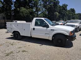100 Ford F250 Utility Truck 2000 Diesel SAS Motors