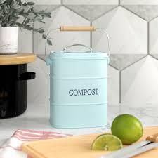 komposteimer kompostbehälter küche kitchencraft living