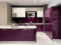 equipe de cuisine cuisine equipe meubles de cuisine cuisine équipée violet liberec