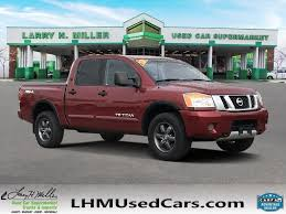Pre-Owned 2013 Nissan Titan SV 4WD
