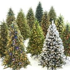 Snow Needle Pine Christmas Tree Choosing A Tree Artificial Trees