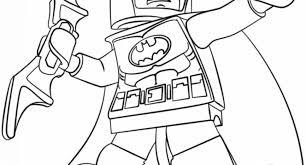 Lego Batman Coloring Pages Regarding Really Encourage To Color Page