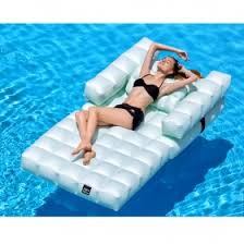 siege de piscine gonflable accessoires pour piscine et jeux gonflables zendart design