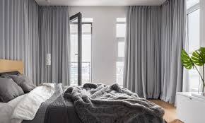 schlafzimmer vorhänge wahl ideen casaomnia