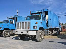 100 Surplus Trucks INTERNATIONAL REARLOADER GARBAGE TRUCKS Frederick Surpl