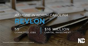 Revlon s Granville County Plant Adding 55 Jobs to Meet Demand for