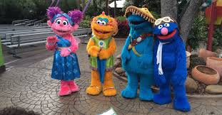 Sesame Place Halloween Parade by Seaworld Entertainment And Sesame Workshop Announces New Sesame