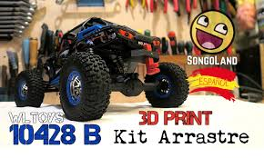 Trailer Kit - Kit Arrastre For WLtoys 10428 B (and Others) RC ... Counting Lesson Kids Youtube Electric Rc Monster Jam Trucks Best Truck Resource Free Photo Racing Download Cozy Peppa Pig Toys Videos Visits Hospital Tonsils Removed Video Rc Crushes Toy At Stowed Stuff I Loved My First Rally Ram Remote Control Wwwtopsimagescom Malaysia Mcdonald Happy Meal Collection Posts Facebook Coloring Archives Page 9 Of 12 Five Little Spuds Disney Cars 3 Diy How To Make Custom Miss Fritter S911 Foxx 24ghz Off Road Big Wheels 40kmh Super