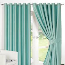Ebay Curtains With Pelmets Ready Made by Ring Top Fully Lined Pair Eyelet Ready Made Curtains Luxury