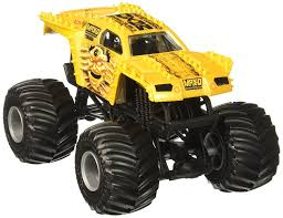 Amazon.com: Hot Wheels Monster Jam Max-D Vehicle, Gold 1:24 Scale ... Maxd Red New Look For Monster Jam 2016 Youtube Rc Grave Digger Bright Industrial Co Axial 110 Smt10 Maxd Truck 4wd Rtr Towerhobbiescom Axi90057 2015 Mcdonalds Toy 1 Complete Set Of 8 Max D Toys Buy Online From Fishpondcomau Hot Wheels Maxium Destruction 164 With Best Offroad 4x4 124 Mattel Juguetes Puppen Team Firestorm Trucks Wiki Fandom Powered By Julians Blog 2017 Mini Mystery