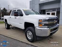 100 Used Work Trucks For Sale By Owner PreOwned 2016 Chevrolet Silverado 2500HD Truck 4D Crew Cab In