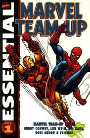 Essential Marvel Team Up Volume 1