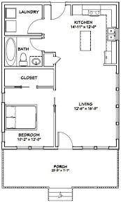 24x30 house 1 bedroom 1 bath 720 sq ft pdf floor