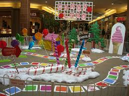 Life Sized Candy Land Game Kids Act As Pieces In This Giant Version Of The Classic Board Where Everyone Wins Prizes Get Your Face Painted Or Jump