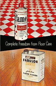 philadelphia pennsylvania dekor co inc fabulon floor cleaner ad