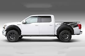 Roush Performance Spiffs Out 2015 Ford F-150 Pump Up Your 2018 F150 Pickup With A Warrantybacked 650hp Blower Roush Trucks Watch Roush Activalve Ford Exhaust Authority Can You Have A 600 Horsepower For Less Than 400 Supercharged Pickup Truck Review With Price And Nascar Driver In Sc Technology V8 Supercrew 1 Of 70 In 2014 Svt Raptor By Performance Top Speed Richmond Lincoln 2016 Review 2013 Phase 2 Is Ready